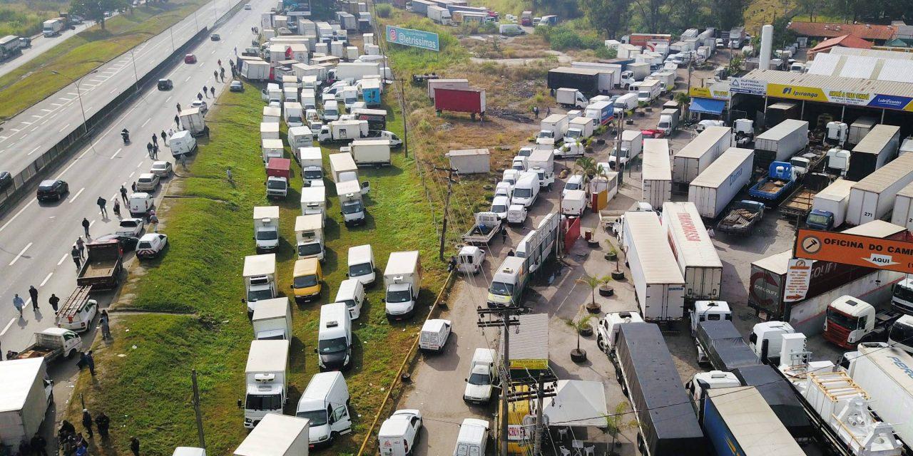 Perdas do comércio varejista com a greve dos caminhoneiros chegam a R$ 3,1 bi