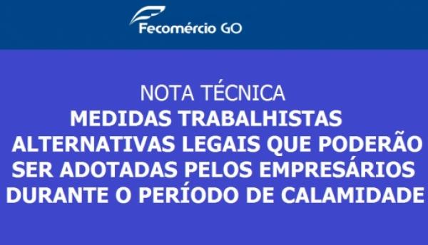 NOTA TECNICA FECOMERCIOGO MPV 927 ( MP 927 )