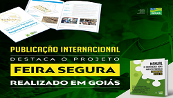 Sindifeirante-GO é destaque em publicação internacional