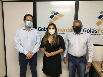 REUNIÃO GOIÁS FOMENTO – CREDITO FEIRANTE